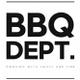 BBQ DEPT. logo