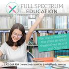 Full Spectrum Education logo