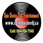 Spin Doctor DJ & Entertainment Service logo
