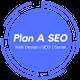 Plan A SEO logo