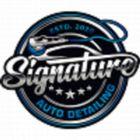 Signature Auto Detailing logo