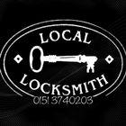 Local Merseyside & Cheshire Locksmith Services logo