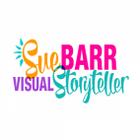 Sue Barr Photo / Visual Story Teller logo