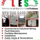 Lungha Electrical Solutions PTY Ltd logo