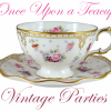 Once upon a teacup vintage parties profile image
