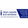 I Clean Carpets & Windows Pty Ltd profile image