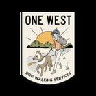 One West Dog Walking Services logo