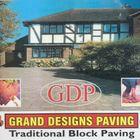 Grand Designs Paving logo