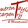 Cameron Taylor Carpentry profile image