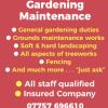 Greenways Grounds & Gardening Maintenance profile image