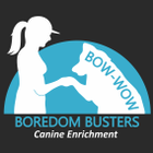 Bow-Wow Boredom Busters logo