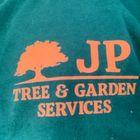 J.P Tree & garden services logo
