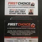First choice Tradies logo