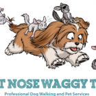 Wet Nose Waggy Tail logo