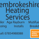 Pembrokeshire heating services logo