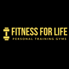 Fitness for Life Gyms logo