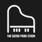 TAD SUZUKI PIANO STUDIO logo