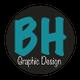 BH Graphic Design logo