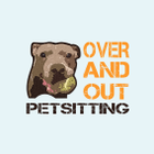 Over and Out Petsitting logo