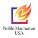 Noble Manhattan USA logo