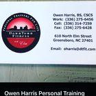 Owen Harris logo