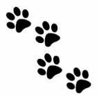 Tom's Dog walking and Sitting Services logo