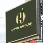 Harpers and sons logo