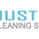 Justin's cleaning services logo