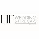 HF LUXURY & WEDDING CAR HIRE logo