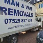 Shift It Man and Van Services logo