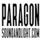 Paragon Sound and Light logo