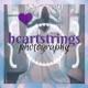 Heartstrings Photography logo