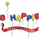 B Happie Entertainment logo