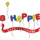B Happie Entertainment logo