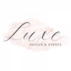 Luxe Design and Events logo