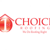 1st choice roofing profile image