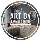 Art by Aprille De Carvalho logo