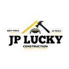 JP Lucky Construction logo