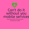 Can't do it without you mobile services profile image