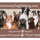 Community Dog Walking logo