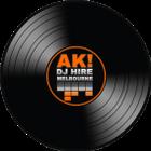 DJ Ashley Keswick - DJ Hire Melbourne logo