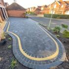 Nottinghamshire paving & landscaping logo