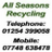 All seasons rubbish removals profile image