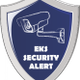 EKS Security Alert logo