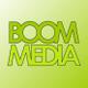 Boom Media  logo