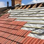 Prestige roofing logo