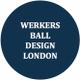 Werkers Ball Design London logo