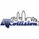 AF Collision logo