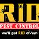 RID Pest Control logo
