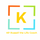 KP Russell The Life Coach logo